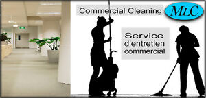 Commercial cleaning services Service d'entretien ménager (Ometre West Island Greater Montréal image 2