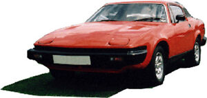 TR7 – Two for One Restoration Projects 1977 & 1978