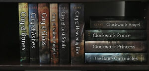Complete Mortal Instruments Series