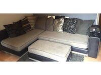 Corner Sofa - £250 ONO