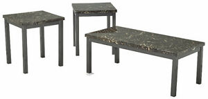 Marble 3 pcs coffee table set(Best Price Pay On Delivery)