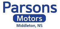 Auto and RV Sales