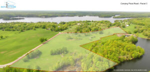 Over 18 acres on Cranberry Lake - Parcel 3 Carrying Place Road