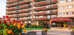 Hull highest level 4½ condo for sublet (with swimming pool)