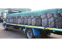 Coal and logs for sale