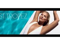 St Tropez full body spray tan £15