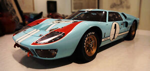 Exoto   Ford Gt Mk Ii Lemans Limited Raremint