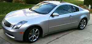 Infiniti g35 coupe 2003 mint condition