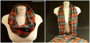 Scarves for ALL Atlantic Canada - Buy 1 Get 1 FREE-