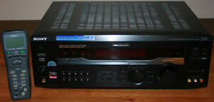 Sony AM / FM Stereo Receiver with Remote