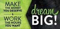 Independent Distributors Wanted! Unlimited Income Potential!