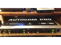Behringer Autocom Pro MDX1400 Dynamics Processor