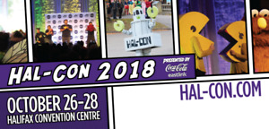 Hal-Con Seeking Artwork Submissions for Contest with prizes