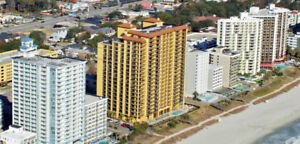 myrtle beach condo rental July August
