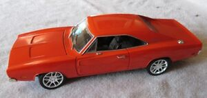 1969 Dodge Charger Hotwheels Diecast Model 1/18 scale + More!