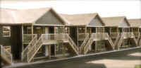 NEWLY BUILT ADULT CONDO STYLE UNITS WITH BEAUTIFUL INFLOOR HEAT