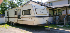 Place to park my trailer