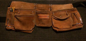 Never used Leather Tool pouch Edmonton Edmonton Area image 1