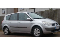 **Only 56k 7 SEATER!** Renault Grand Scenic 1.6 VVT 115 Dynamique **7 Seater**