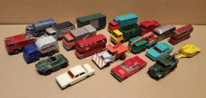 Lesney Matchbox Collection (All 20 for $65)