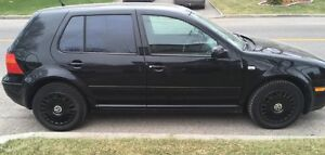 Volkswagen golf 2.0L 2003