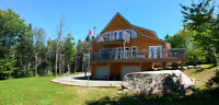 PRICED TO SELL- 4 BED/2.5 BATH, 387ft WATERFRONT, 1.4 ACRE