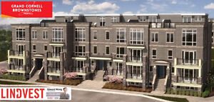 GRAND CORNELL BROWNSTONES PHASE 2 - TOWNHOMES IN MARKHAM $289900