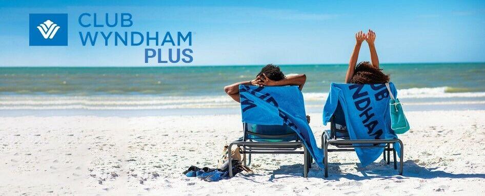 Club Wyndham PLUS, 77,000 Converted Annual Usage Points  - $5.50