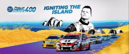 V8 Supercars - Phillip Island SuperSprint x2 Berwick Casey Area Preview