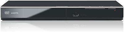 Panasonic DVD-S700EG-K -k Elegante Reproductor De DVD Negro