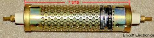 200 Ohm Hi Power Resistor GE General Electric 101A200 .58A 67W 116V Shielded
