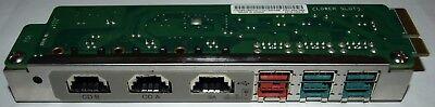 Ibm Surepos 700 Type 4800 7x3 Io Module Xe-13 3 Rs-485 3 Usbfru Pn 46n1992
