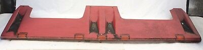 88-98 Chevy GMC C/K Truck Lund 19012 Sunvisor Sun Moon Roof Visor Cab Lights Red