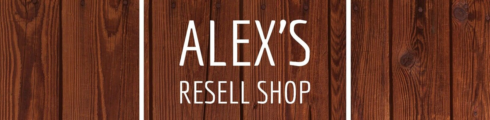 Alex s Resell Shop