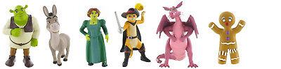 Comansi Shrek Esel Fiona der gestiefelte Kater Drache Lebkuchenmann Spielfiguren