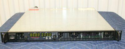 Sorensen Adjustable Programmable Dc Power Supply Ametek Xg 12.5-120 Warranty