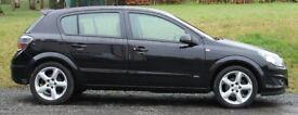 2008 Vauxhall Astra 1.8i 16v SRi ★ New Tyres ★ MOT to October ★ Cheap Car