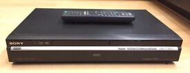 AS NEW-Sony RDR-HXD870 160GB HDD DVD Recorder/Player - Ex-Display checked and refurbished by Sony