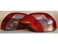 Rear Light , Renault Scenic, 2004-2005, Off / Near Side, Free Delivery