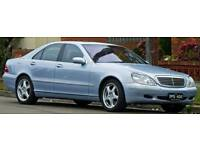 Mercedes s320 w220 all parts available