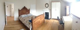 Double bedroom in Clifton (food and all bills inc.) close to University, short term let