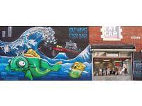 Street Art Graffiti Commission Spray Artist - Bristol Studio Nationwide