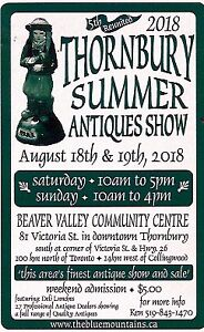 Aug 18 & 19th - HUGE Antiques & Vintage Show and Sale EVENT