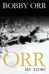Signed Bobby Orr My Story 2013 Hardcover Book!!! Kitchener / Waterloo Kitchener Area image 2
