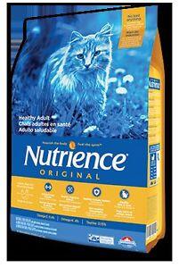 5 kg bag of Nutirence Original Healthy Adult Cat Food Chicken