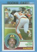 1983 Topps Tony Gwynn