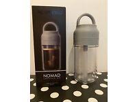 Nespresso Nomad Iced coffee travel mug bottle. Brand new boxed