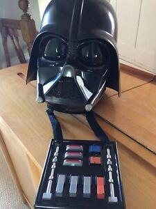 Darth Vader talking mask