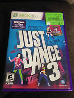 JUST DANCE 3 FOR XBOX 360.