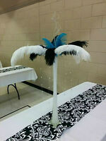 WHITE, SKY BLUE AND BLACK WEDDING ITEMS